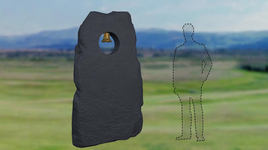 Bell ringers stone 01